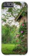 Fragrant Outhouse IPhone Case by Lori Deiter