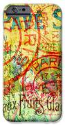 French Accent IPhone Case by Bonnie Bruno