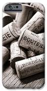 French Wine Corks IPhone Case by Olivier Le Queinec