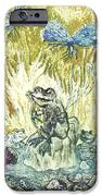 Frogs IPhone Case by Milen Litchkov