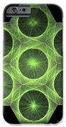 Fusion  IPhone Case by Jason Padgett