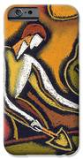 Future IPhone Case by Leon Zernitsky