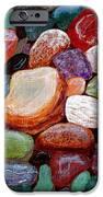 Gemstones IPhone Case by Barbara Griffin