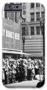 General Patton Ticker Tape Parade IPhone Case by War Is Hell Store