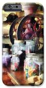 General Store With Candy Jars IPhone Case by Susan Savad