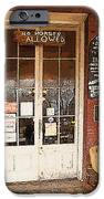 Genoa Saloon Oldest Saloon In Nevada IPhone Case by Artist and Photographer Laura Wrede