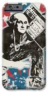 George Washington - Boombox IPhone Case by Pixel Chimp