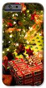 Gifts Under Christmas Tree IPhone Case by Elena Elisseeva
