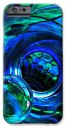 Glass Abstract 226 IPhone Case by Sarah Loft