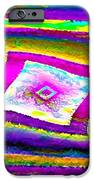 Glbtq Free And Unframed   Hi-saturation Version IPhone Case by Rebecca Phillips