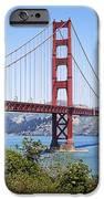 Golden Gate Bridge IPhone Case by Kelley King
