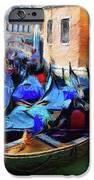 Gondolas IPhone Case by Jeff Kolker