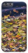 Gone With The Water IPhone Case by Alexander Senin