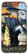 Graffiti Art Curitiba Brazil 10 IPhone Case by Bob Christopher