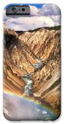 Grand Canyon Of Yellowstone 1 IPhone Case by Thomas Woolworth