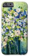 Grandma's Flowers IPhone Case by Sherry Harradence