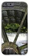 Grist Mill Wheel With Spillway IPhone Case by Thomas Woolworth