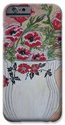 Hall China Red Poppy And Poppies IPhone Case by Kathy Marrs Chandler