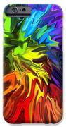 Hallucination IPhone Case by Chris Butler