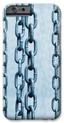 Hanged Chains IPhone Case by Carlos Caetano