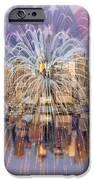 Happy Birthday America IPhone Case by Susan Candelario