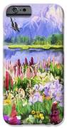 Harmony IPhone Case by David Wagner