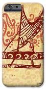 Hawaiian Canoe IPhone Case by William Depaula