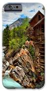 History On The Edge IPhone Case by Adam Jewell