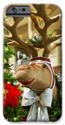 Holiday Reindeer IPhone Case by Jon Berghoff