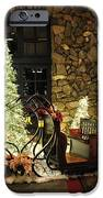 Holiday Sleigh Hsp IPhone Case by Jim Brage