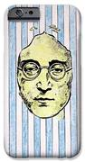 Homage To John Lennon  IPhone Case by John  Nolan