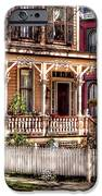 House - Country Victorian IPhone Case by Mike Savad