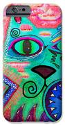 House Of Cats Series - Spike IPhone Case by Moon Stumpp