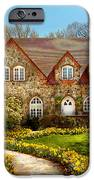 House - Westfield Nj - The Estates  IPhone Case by Mike Savad