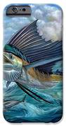Hunting Sail IPhone Case by Terry Fox