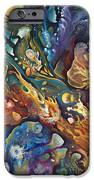 In The Beginning IPhone Case by Ricardo Chavez-Mendez