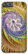 Inner Twister IPhone Case by Deborah Benoit
