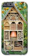 Insect Hotel IPhone Case by Olivier Le Queinec