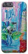 Interior A La Nice IPhone Case by Esther Newman-Cohen