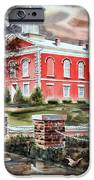Iron County Courthouse No W102 IPhone Case by Kip DeVore