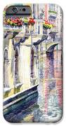 Italy Venice Midday IPhone Case by Yuriy Shevchuk