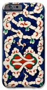 Iznik 18 IPhone Case by Rick Piper Photography