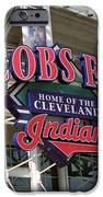 Jacobs Field - Cleveland Indians IPhone Case by Frank Romeo