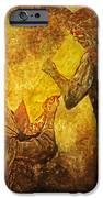 Jesus Meets His Mother Via Dolorosa 4  IPhone Case by Lianne Schneider