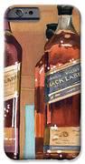 Johnnie Walker IPhone Case by Mary Helmreich