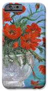 Jubilee Poppies IPhone Case by Catherine Howard