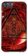 King Crimson IPhone Case by Franziskus Pfleghart