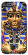 King Of Egypt IPhone Case by Daniel Hagerman