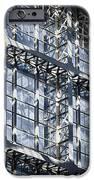 Kings Cross St Pancras Windows IPhone Case by Joan Carroll