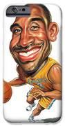 Kobe Bryant IPhone Case by Art
